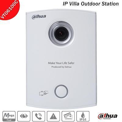 Dahua VTO6100C 1.3MP Vandal Proof Villa Outdoor Station Video Door Phone APP