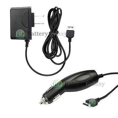 HOT! NEW WALL HOME +CAR CHARGER CELL PHONE FOR SAMSUNG SCH-U310 KNACK 600+ SOLD