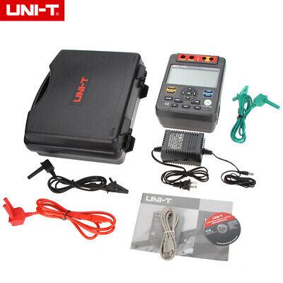Uni-t Ut513 Digital Insulation Resistance Tester 1m-1000g Ohm 5000vusb Interfac