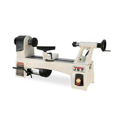 Jet 10 In. X 15 In. Woodworking Lathe W 24-position Indexing 719100 New
