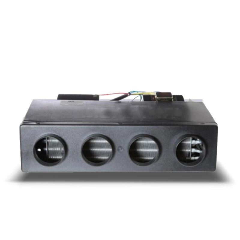 Evaporator Units A/C Fits InDashUnit (U400); 4DuctHoles; BTU:13,100; 12V ACS