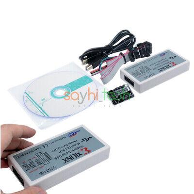 Xilinx Xc2c64a Cpld Fpga C-mod M102 Platform Usb Download Jtag Programmer Cable