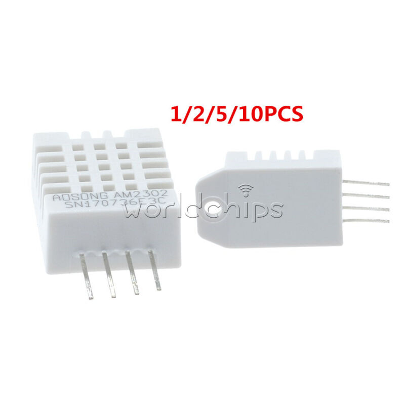 1/2/5/10PCS Digital AM2302/DHT22 Temperature Humidity Sensor Replace SHT11 SHT15