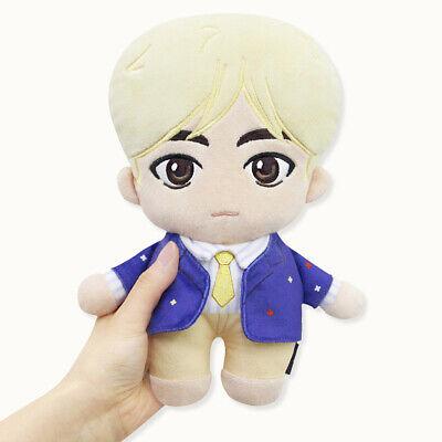 BTS Character Flat Cushion Jin Official Merchandise KPOP Doll