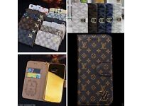 Flip Wallet Leather Case Cover For Apple iPhone 5 5S 6 6S & 6 Plus & 6s Plus