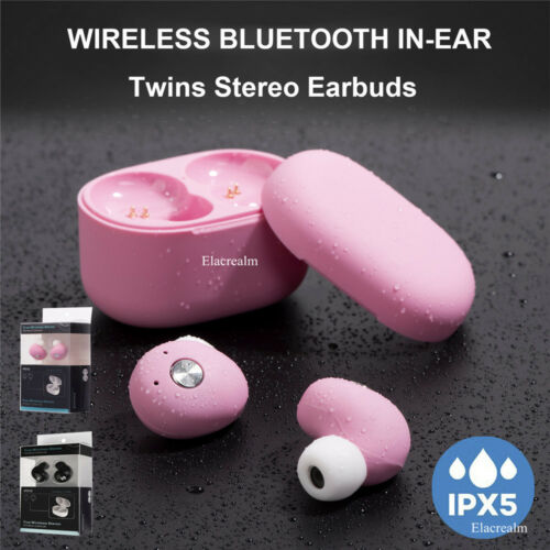 Bluetooth Wireless TWS Earbuds Stereo Headset Earphone For i
