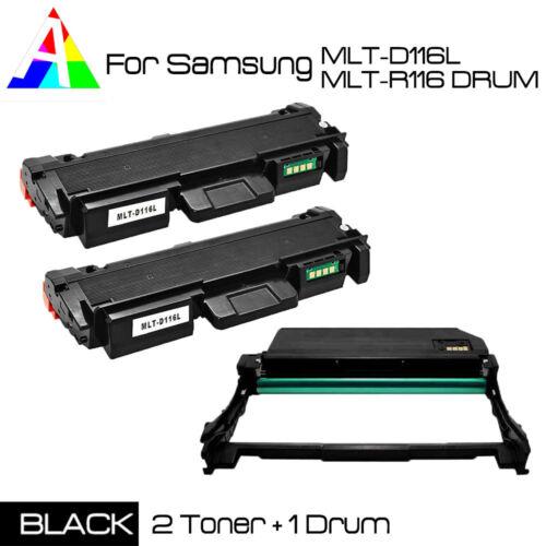 Black Drum Unit for Samsung Xpress M2885FW M2875FW M2875FD M2625 M2625D MLT-R116