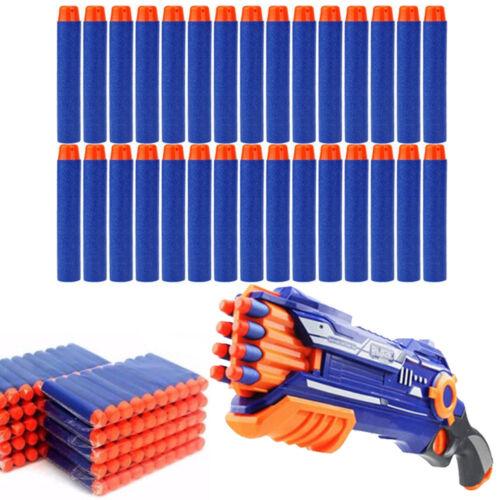 1000pcs For NERF N-Strike Elite Rampage Blasters Kid Toy Gun