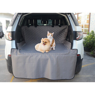 Pet Dog Car SUV Truck Seat Cover Quilted Rear Back Waterproof Protector Pad Mat  Quilted Back Pad