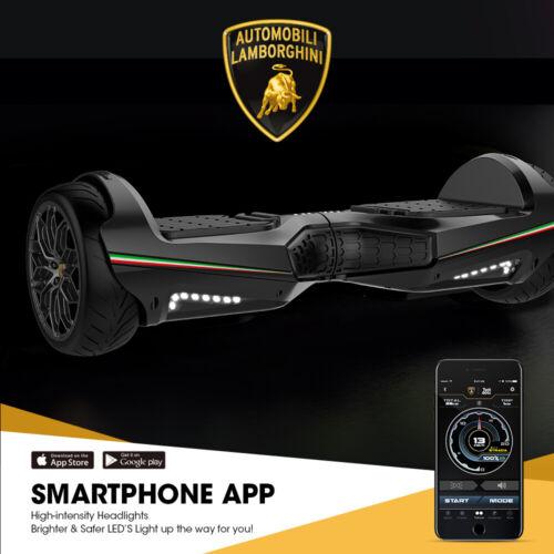 "Lamborghini 6.5"" Ultra Electric Self-Balancing Hooverboard Scoter Kids Gifts"