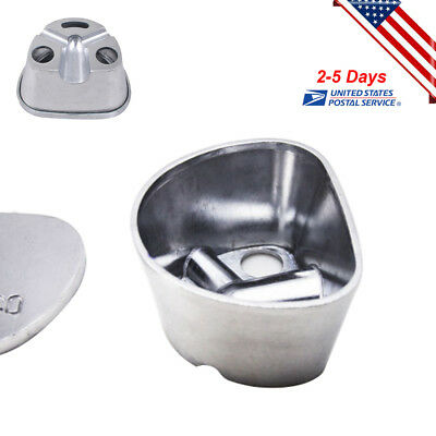 Dental Lab Equipment Aluminum Duplicating Flasks Used For Compressor Usa Ship