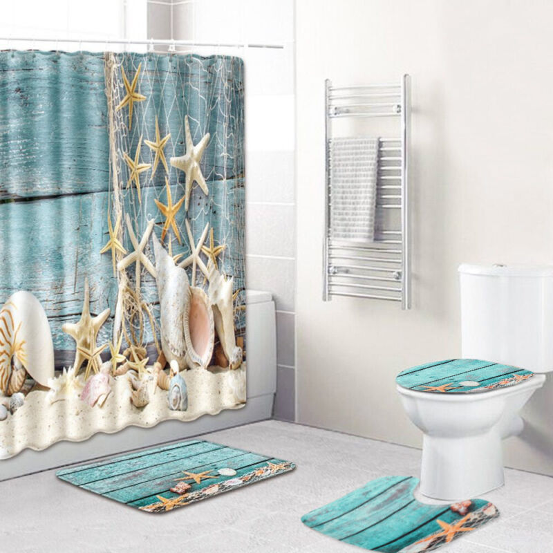 Mat Toilet Carpet Washable Bathroom Rug