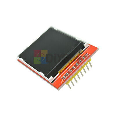 2pcs 1.44 Red Serial 128x128 Spi Color Tft Lcd Module Replace Nokia 5110