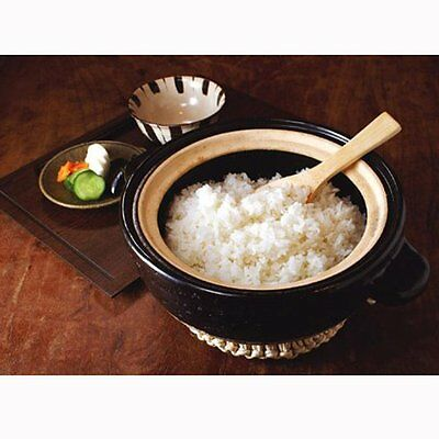 Japan made-Hasegawa [Kamadesan]CT-50  The size of 5 cups Donabe rice cooker