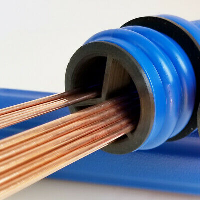 Dws Tig Rod Divider Filler Rod Organizer Insert Fits 36 Tube Welding Rod Guard