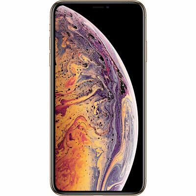 Apple iPhone XS Max Gold 256GB A1921 LTE GSM CDMA Verizon Unlocked - Excellent
