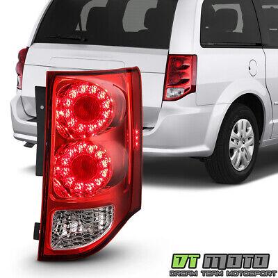 2011-2019 Dodge Grand Caravan Factory LED Tail Light Brake Lamp Passenger Side
