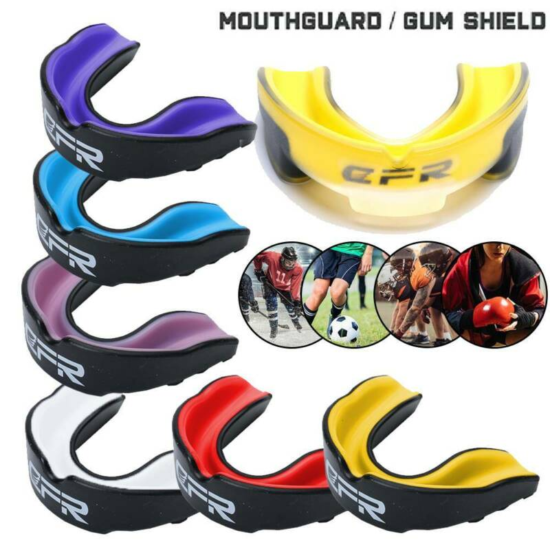gel gum shield mouth guard boxing mma
