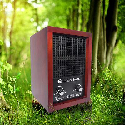 Commercial Ozone Generator Industrial O3 Air Purifier Deodorizer Sterilizer
