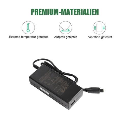 Akku Ladegerät Netzteil Elektroroller Adapter für Smart  Scooter 42V 2A