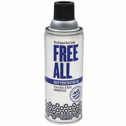GASOILA FREE ALL® DEEP PENETRATING OIL 12 CAN CASE