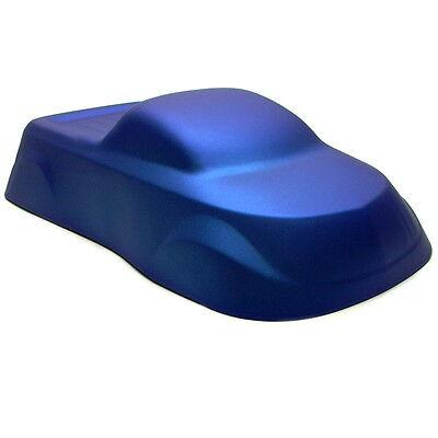 Powder Coating Paint Blue Velvet 1lb .45kg