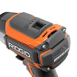 NEW LATEST RIDGID AEG 18V BRUSHLESS CORDLESS GEN5X IMPACT DRIVER LITHIUM R86037