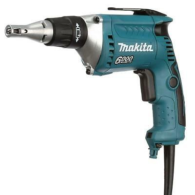 6-amp 6000 Rpm 14 In. Drywall Screwdriver Corded Electric Screw Gun Makita