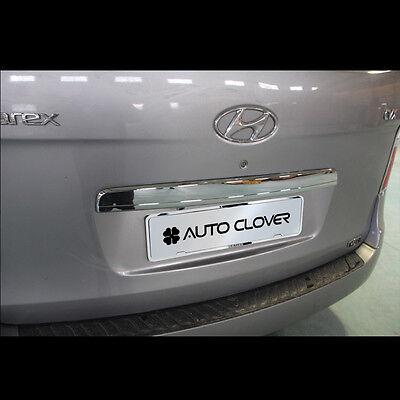 Chrome Trunk Garnish molding For Hyundai H1//Grand Starex 2007~2016+
