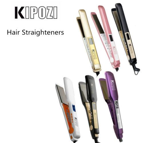 KIPOZI Hair Straightener 1.75 Inch Professional Salon Flat I