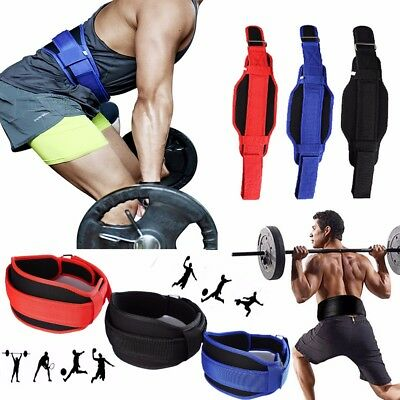 Men/women Lumbar Lower back Support Belt Brace for pain relief weight lifting (Weight Lifting Belt For Lower Back Pain)
