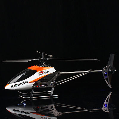 Helicopter 2.4 Ghz Metal - 15 Inches 2.4GHz Double Horse 9116 4CH Radio Control GYRO RC Metal Helicopter US