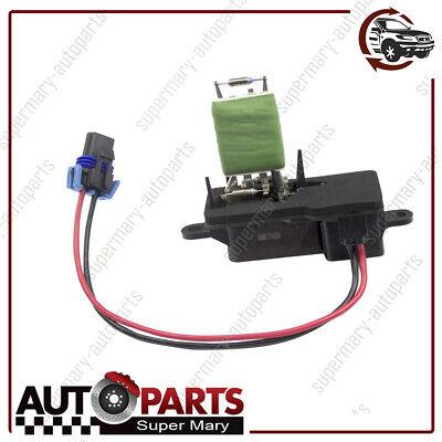 Heater Blower Motor Resistor for Chevrolet Express 1500 2500 3500 1999 2000 2001