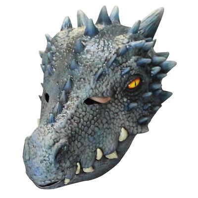 Game of Thrones White Walker Dragon Viserion Mask Trick Or Treat Studios CHOP