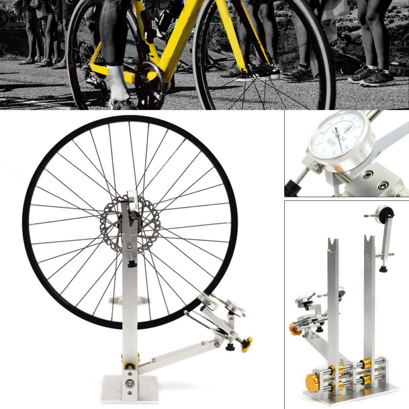 "Bicycle Wheel Truing Stand Hub Repair Maintenance Tool kit for 10-29"" Bike Wheel"