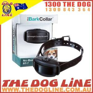 Rechargeable Dog Collar - DogWatch Bark Collar BT-7 No Bark Train
