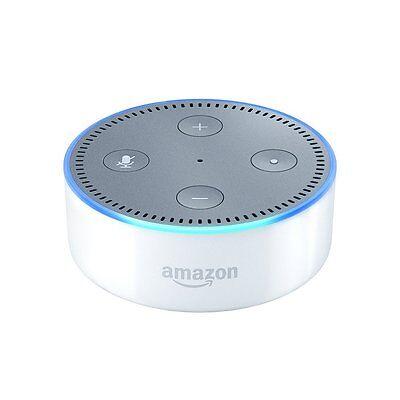 Amazon Echo Dot Internet   Media Streamer 2Nd Gen White New