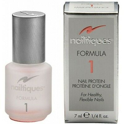 Nailtiques Formula 1 ~ NAIL PROTEIN FOR HEALTHY FLEXIBLE NAILS 7ML~