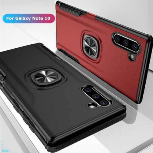 For Samsung Galaxy Note 10/Note 10 Plus Slim Hybrid Ring Sta