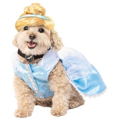 Cinderella Disney Princess Pet Halloween Costume