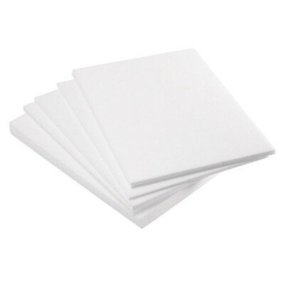25 x A4 SAFEPRINT LINO BLOCK PRINTING TILES EXPANDED POLYSTYRENE FOAM SHEETS mb