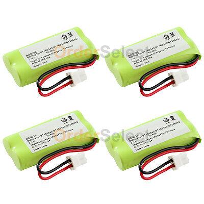 4 Rechargeable Battery for VTech CL81101 CL81201 CL81211 CL81301 CS6309 CS6319
