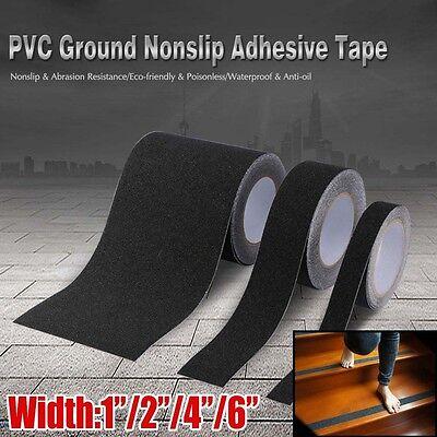 Floor Safety Non Skid Tape Roll Anti Slip Adhesive Sticker High Grit Bath Shower