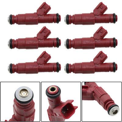 6x Quality Fuel Injectors For 2000-2003 Dodge Ram 1500 3.7L&Van 3.9L 0280156161