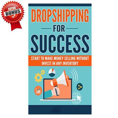 Drop shipping Success Ebooks Pdf Free Bonus 2 Pdf EBooks With Resell Right
