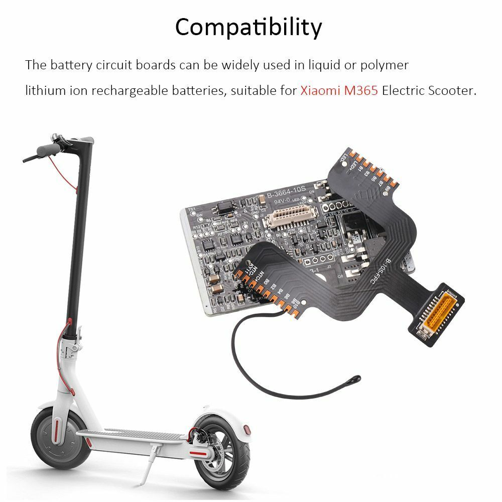 Battery Controller Mainboard For Xiaomi Mijia M365 Pro Electric Scooter USA M3P8