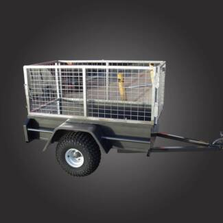 5x3 Cage Trailer Campbellfield Hume Area Preview