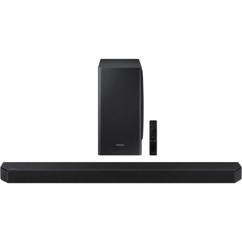 Samsung HW-Q900T 7.1.2ch Soundbar w/ Dolby Atmos / DTS:X & Alexa Built-in (2020)