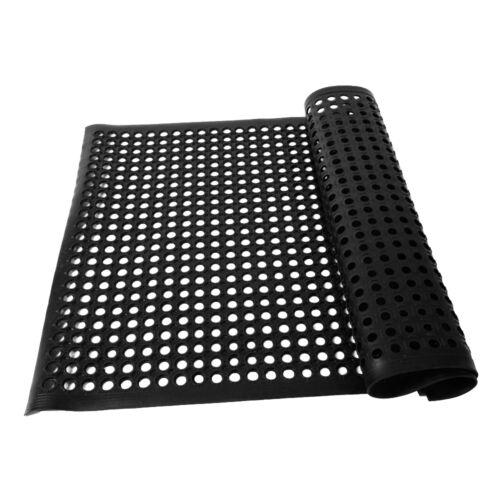 Industrial Floor Mats: Anti-Fatigue Industrial Workshop Rubber Floor Mat Anti