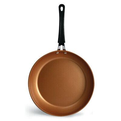Ecolution Endure Titanium Guard Ceramic Non-Stick 11-Inch Fry Pan, Copper